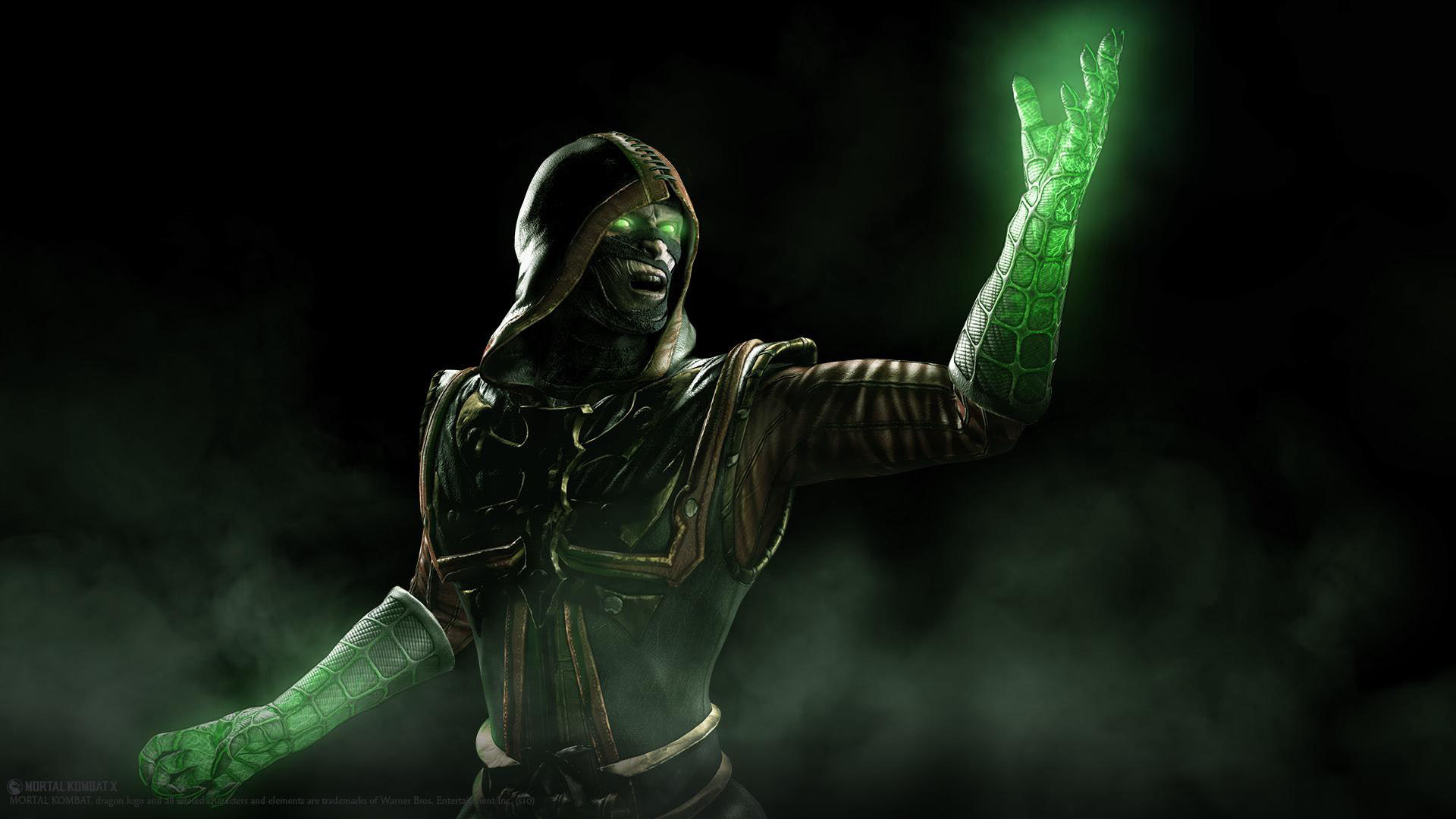 Ermac From The Mortal Kombat Series Game Art Cosplays