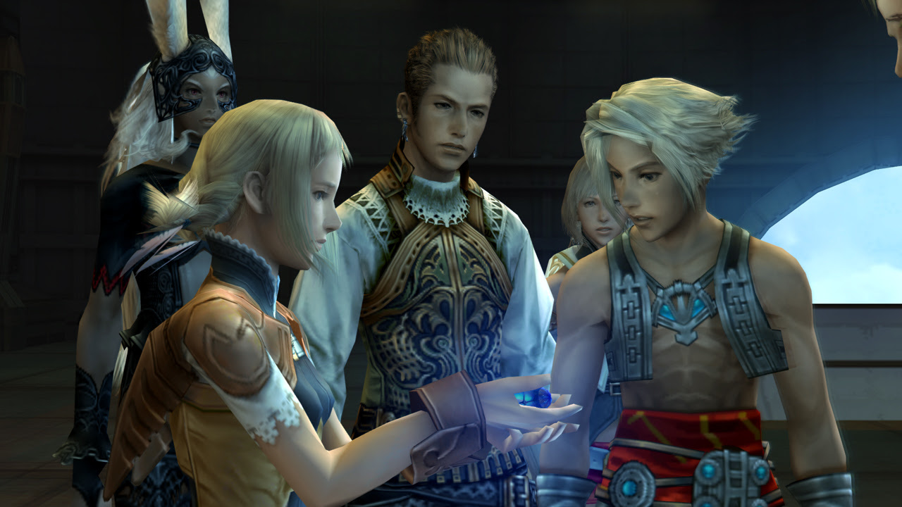 Final Fantasy XII's Gambit system seems unchanged in Zodiac Age, and that's perfectly okay screenshot