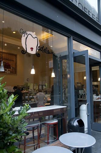 Cafe Madeleine, San Francisco