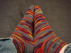 Geek me! socks