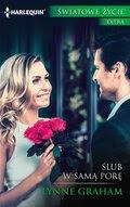 Ślub w samą porę - ebook