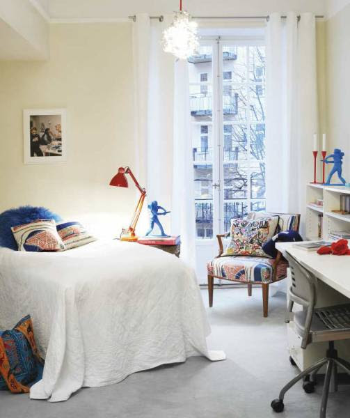 The City Sage: Lately Loving: Warm Modern Kids Rooms