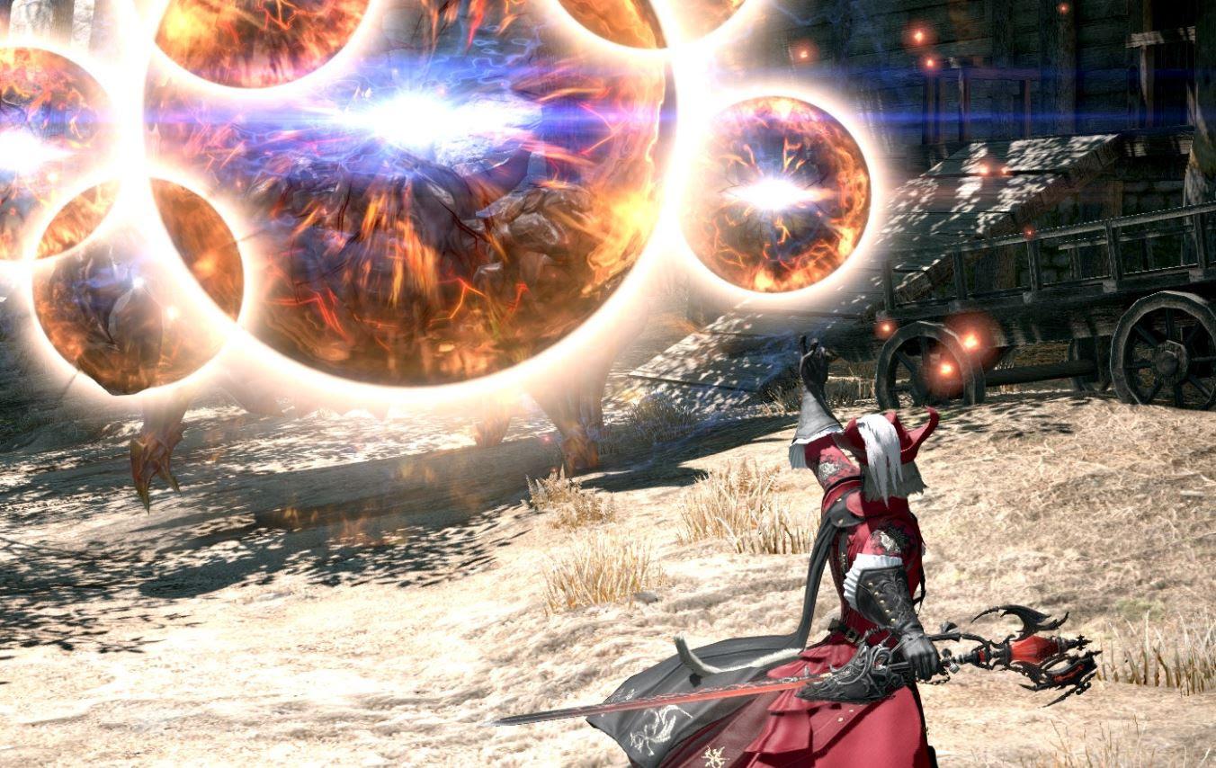 10 days after release, Final Fantasy XIV: Stormblood has a 25% off PC deal screenshot