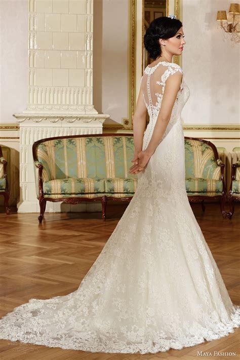 Maya Fashion 2015 Wedding Dresses ? Limited Bridal