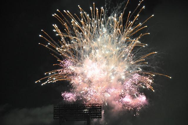神宮外苑花火大会2009(Jingu-gaien fireworks 2009)