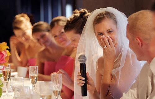 WED BRIDE CRIES