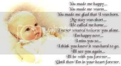 Babies Born In Heaven Poem Warning Dd Pics The Bump