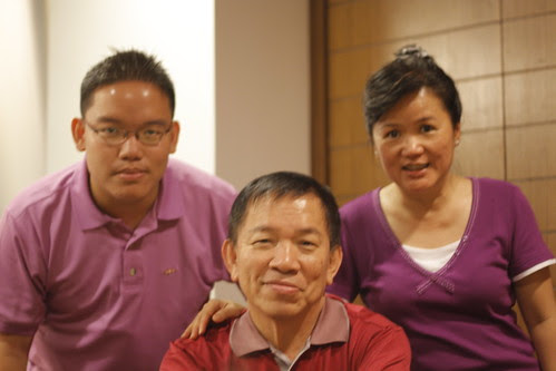 Me with Mom and Dad