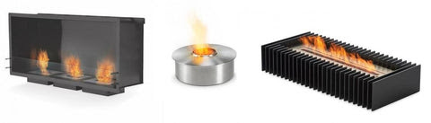 Ethanol Fireplaces Are They Right For Your Home
