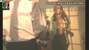 Joana Figueira nua na serie Capitão Roby