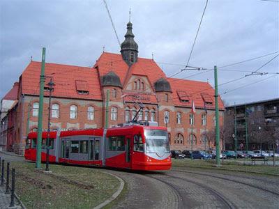 DC Streetcar in the Czech Republic