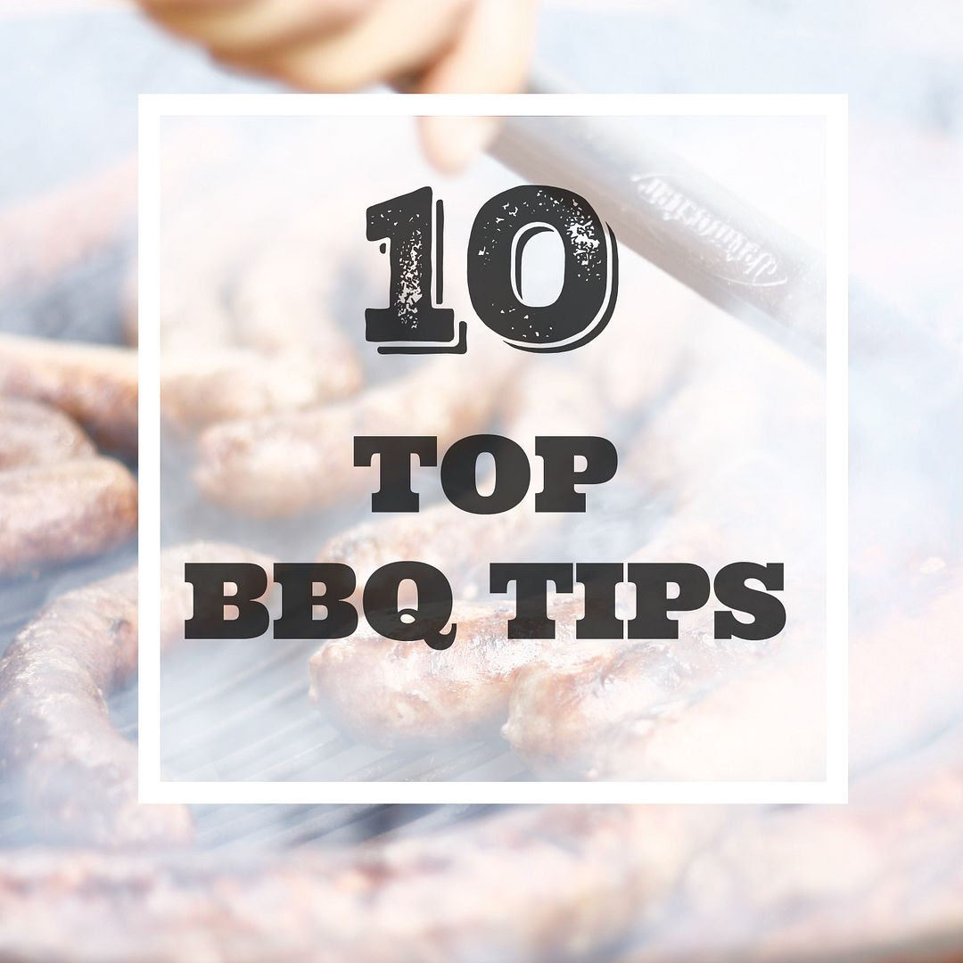 10 top BBQ Tips