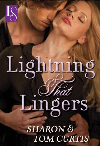 Lightning that Lingers: A Loveswept Classic Romance by Sharon Curtis