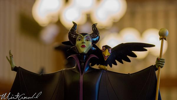 Disneyland Resort, Disneyland, Main Street U.S.A., Disneyana, Maleficent
