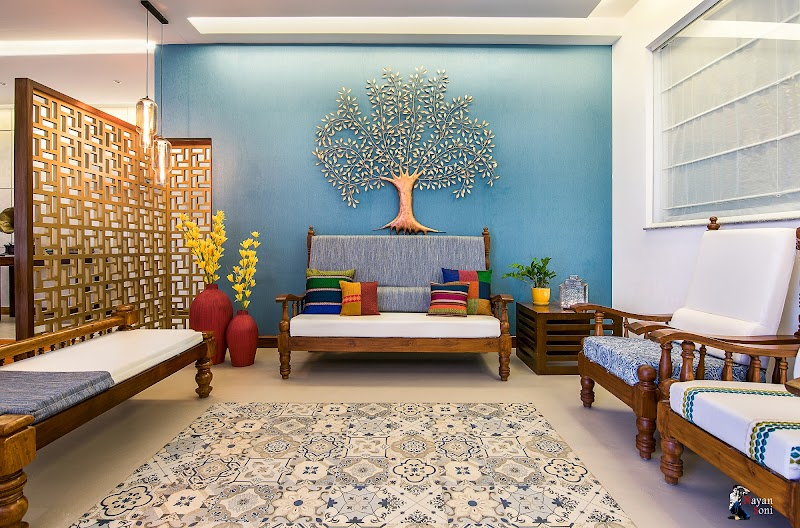 Get Inspired For Traditional Interior Design Of Hall In Indian Style Photos