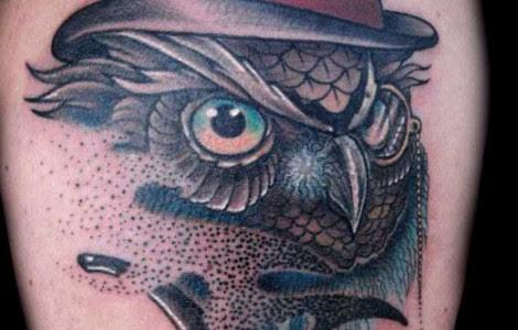 Barn Owl Tattoo Designs For Men Tattoos Designs Ideas