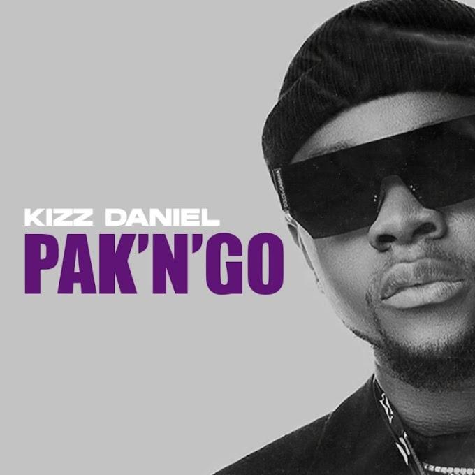 """Kizz Daniel – """"Pak N Go"""" (Prod by DJ Coublon)"""