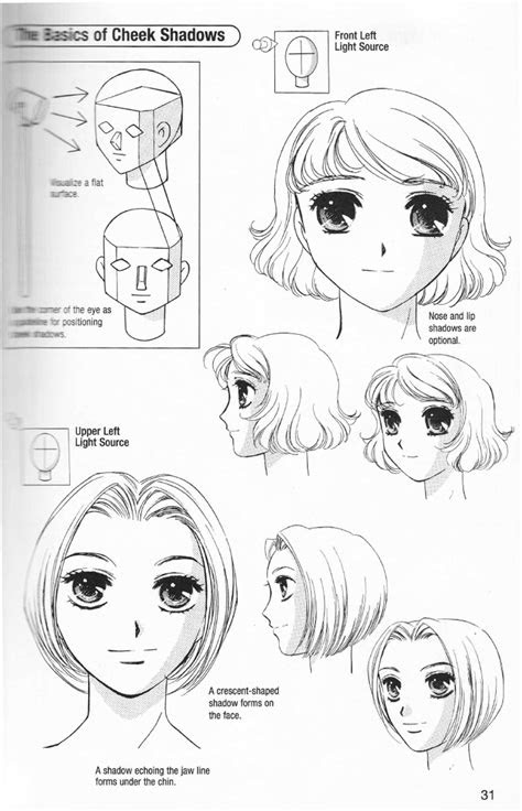 Anime Drawings Lessons