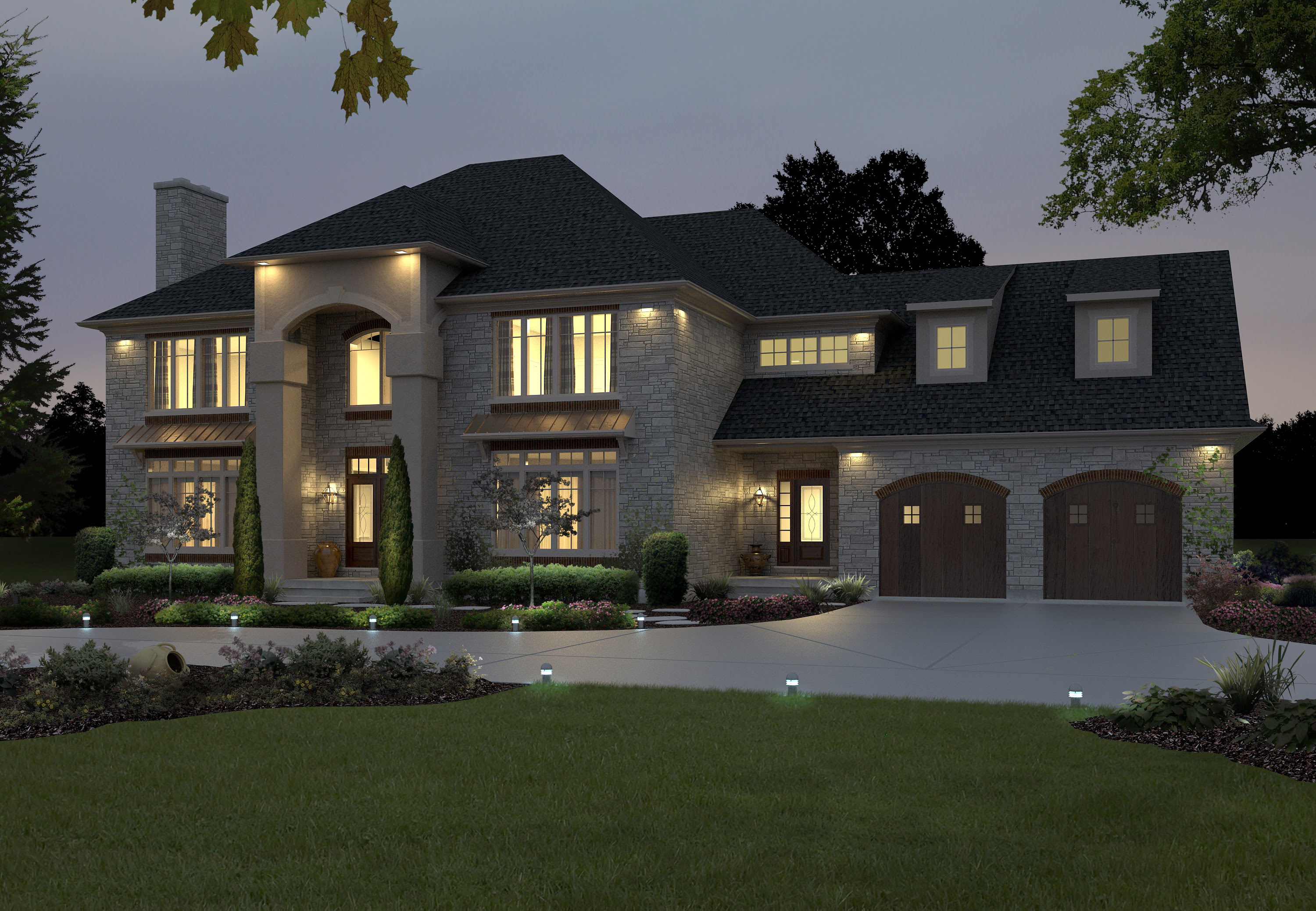 Custom Home Designs, Custom House Plans, Custom Home Plans