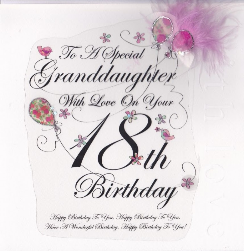 18th Birthday Quote For Granddaughter Quote Number 608376