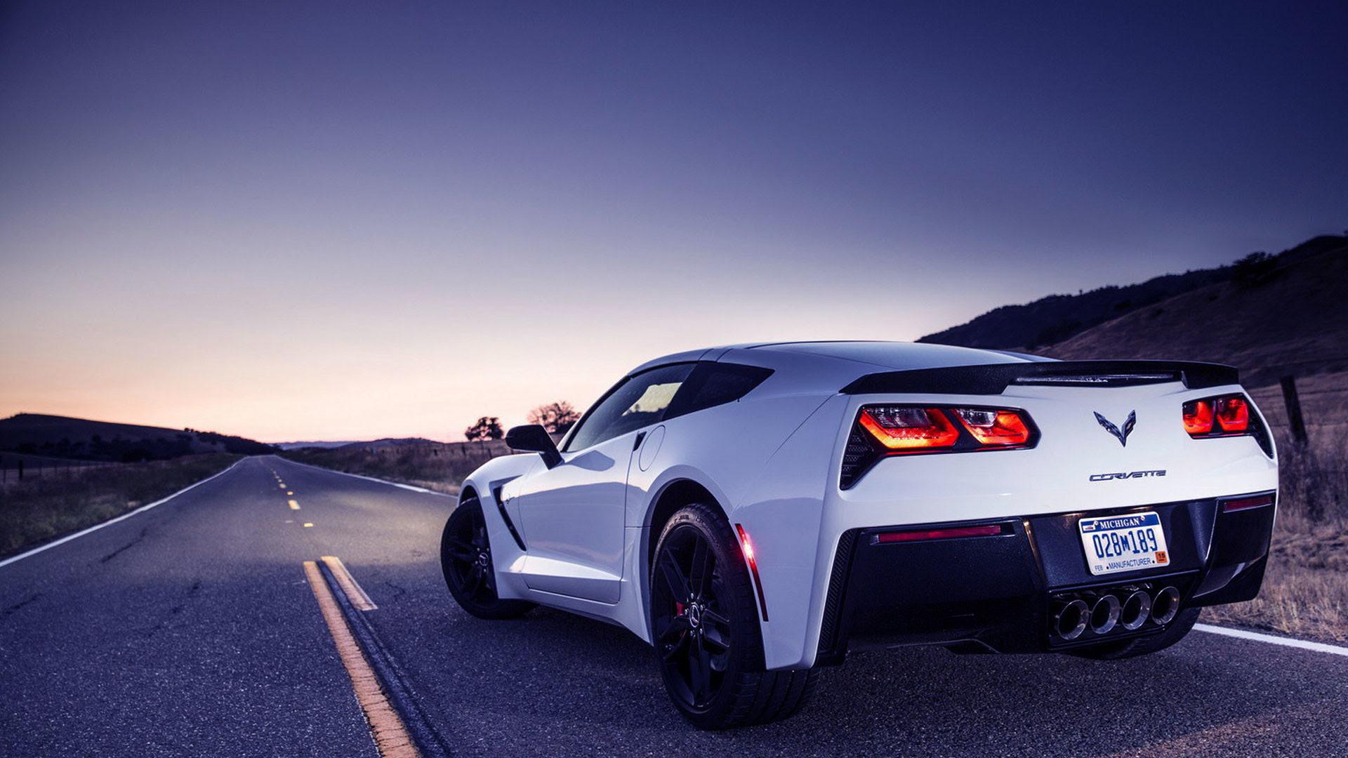 Corvette Stingray 2018 Wallpaper HD 74  images