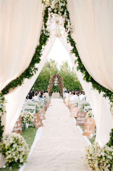 21 Pretty Garden Wedding Ideas For 2016   Member Board