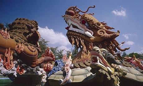 Suoi Tien Park near Saigon