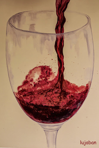 Red wine 1 by lujaban