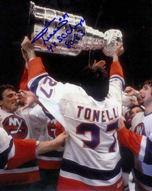Tonelli Stanley Cup, Tonelli Stanley Cup