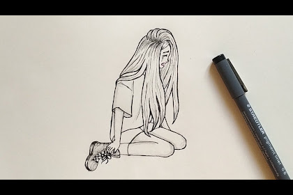 25+ Best Looking For Easy Sad Girl Drawings