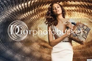Marion Cotillard Lady Dior Ad