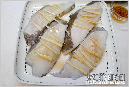 XO醬清蒸鱈魚04