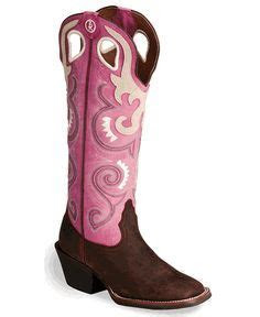 "Fringe Cowboy Boot as worn by ""Miranda Lambert!""   I'd"
