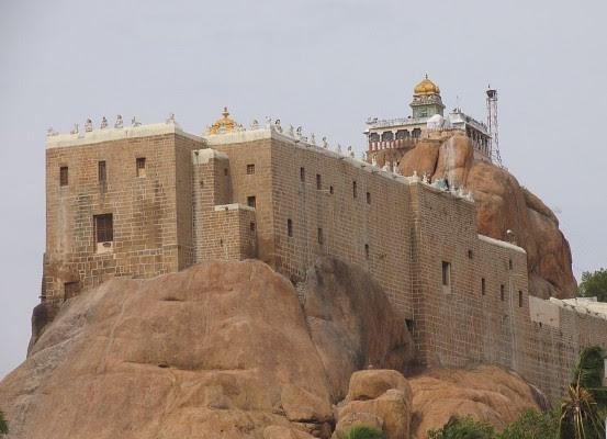 Tiruchirapalli-Rock-Fort