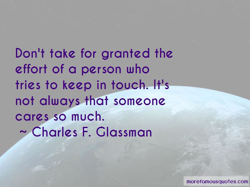 Do Not Take Someone For Granted Quotes Top 12 Quotes About Do Not