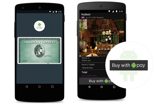 Android Pay Official