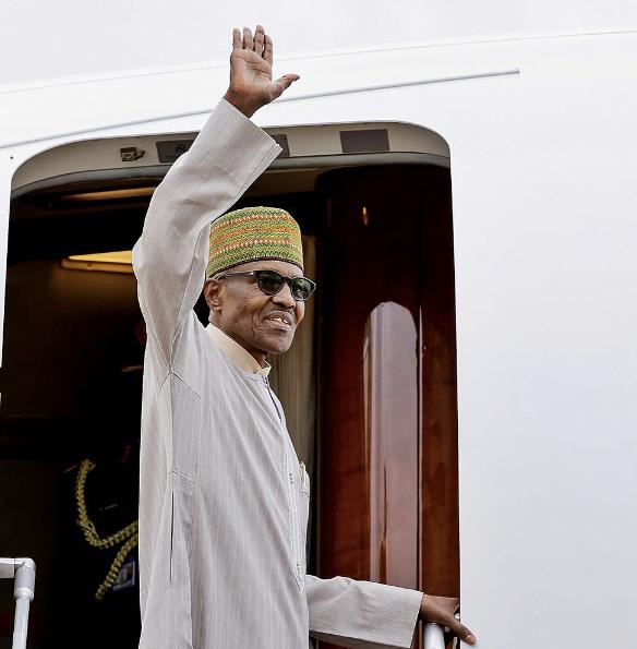 Buhari leaves Nigeria Wednesday