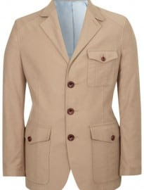 Austin Reed Viyella Safari Jacket