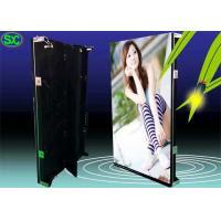 P3.91 RGB video full color SMD LED Display Module , Epistar LED Chip