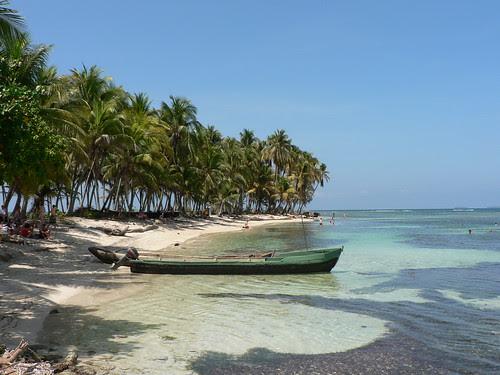 Paradise ? No San Blas