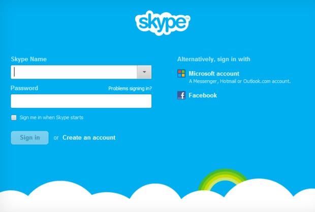 Foi lançada uma atualização do Skype para o Windows e Mac, é a versão 6.0 (Foto: Reprodução/The Verge)