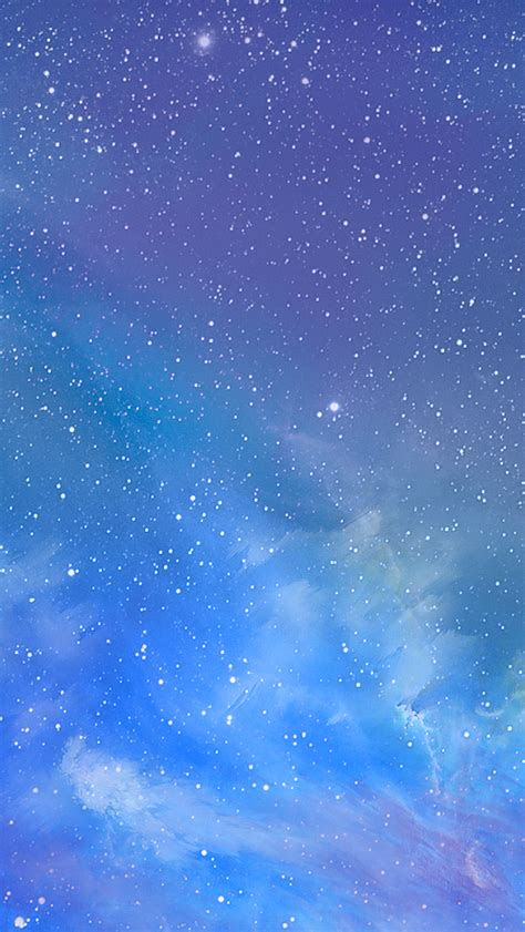ios galaxy  iphone wallpapers