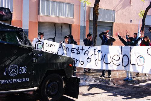 Marcha educación publica 23 de junio 2011 by Manuel Venegas