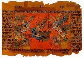 दरद भारतीय आर्यों का महाभारत में प्रमाण