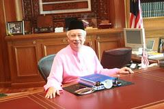 Getting down to business by Najib Razak
