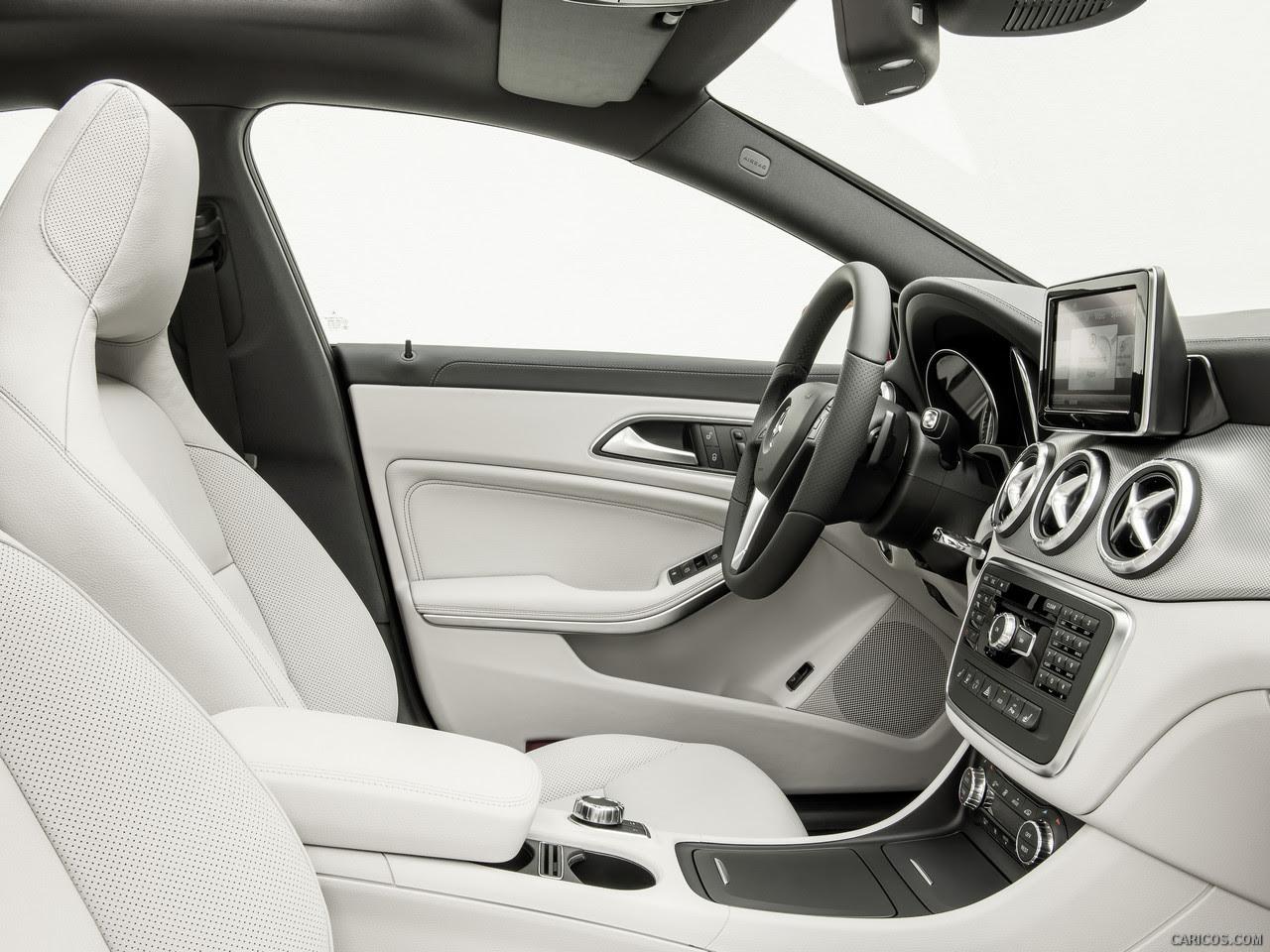 2014 Mercedes-Benz CLA-Class - Interior | Wallpaper #123 ...