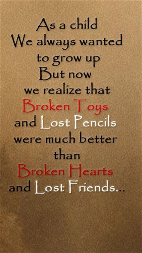 Losing Friendship Quotes And Sayings