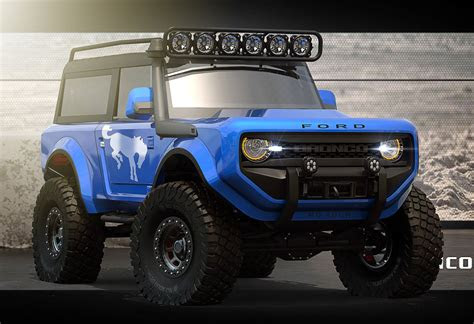 ford bronco   offered   hybrid model techeblog