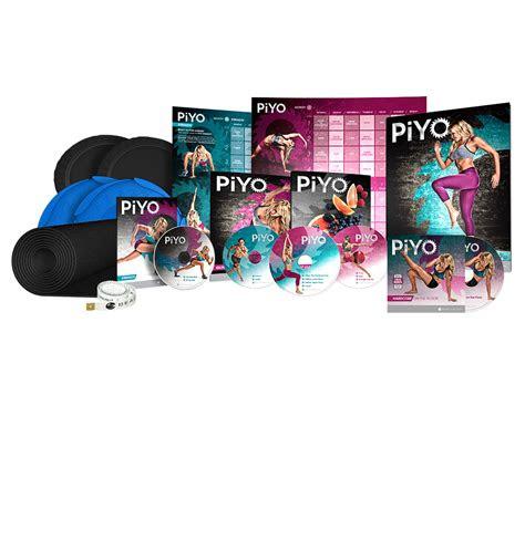 piyo deluxe kit