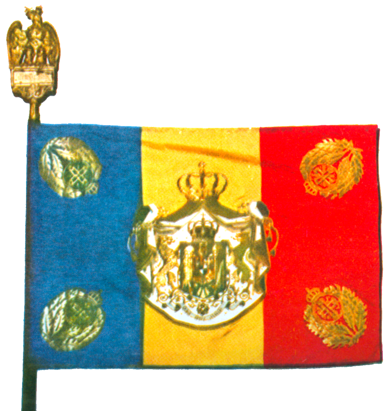 http://upload.wikimedia.org/wikipedia/commons/3/39/Romanian_Army_flag_%28WWII%2C_Mihai_I_model%29.png